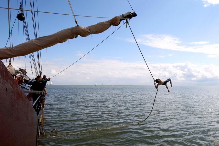 Detailbild von Sommercamp Nationalpark Nieuw Land