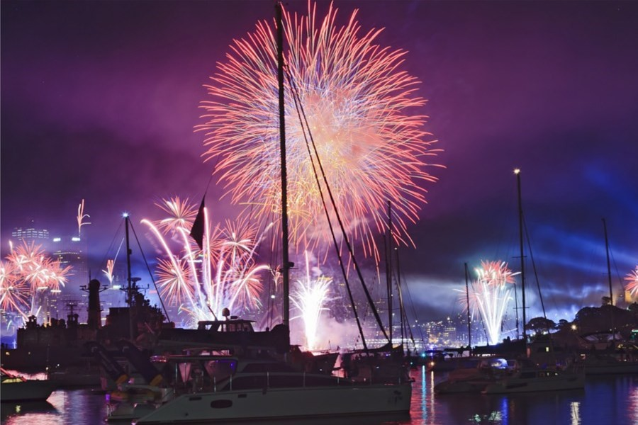 Detailafbeelding van Sail avondvaart (Classic 2015)