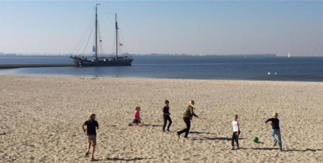 NAUPAR Tip I De 5 favoriete stranden rond het IJsselmeer
