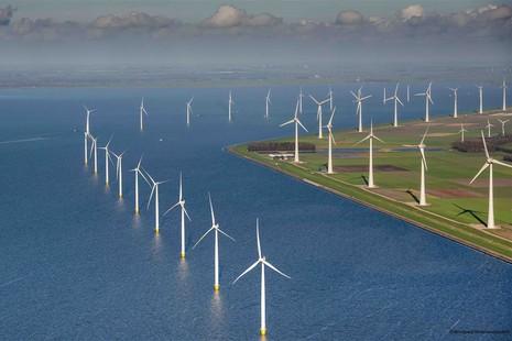 Dagtocht naar een windmolenpark