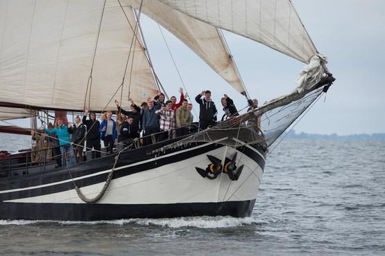 Die Segelflotte – Konfirmandenfreizeit