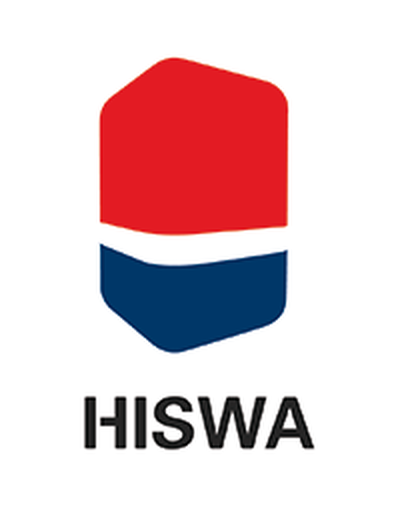 Logo of the Hiswa