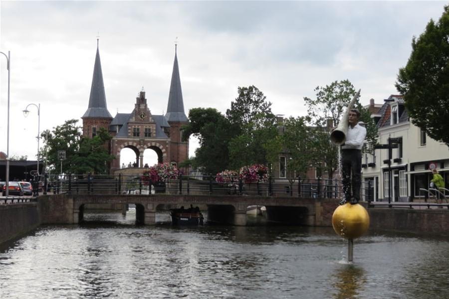 Detail image of City walking tour in Sneek