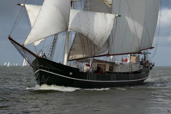 Gruppenarrangements auf dem Schiff