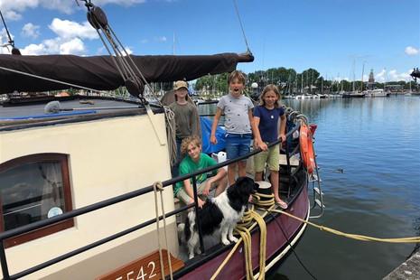 Zweiwöchige-Schiffsreise durch den Norden Hollands