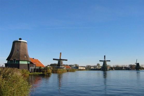 Holländische Städtetour rund ums IJsselmeer
