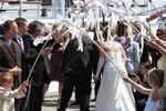 Miniaturansicht 1 von Hochzeit auf dem Wasser, Party im Hafen