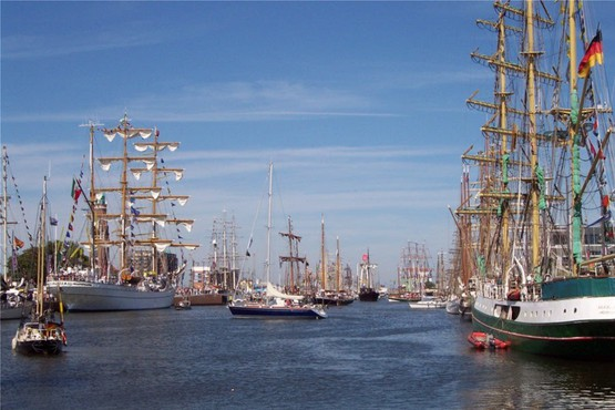 Sail rondvaarten (individueel 2015)
