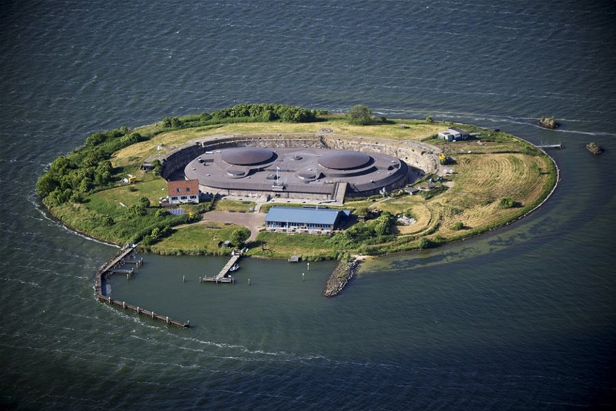Detailbild von Tagsausflug zur Festungsinsel Pampus