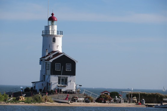 Lighthouse Marken