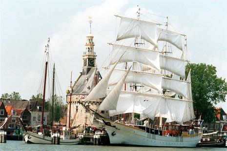 Dagtocht IJsselmeer en Markermeer