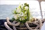 Miniaturansicht 1 von Intime Hochzeitszeremonie und Party auf dem Meer