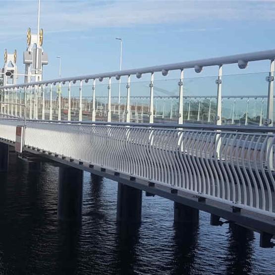 City bridge Kampen
