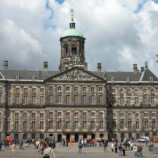 Royal Palace Amsterdam
