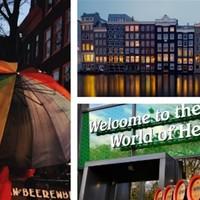 Wat te doen op een regenachtige dag in Amsterdam