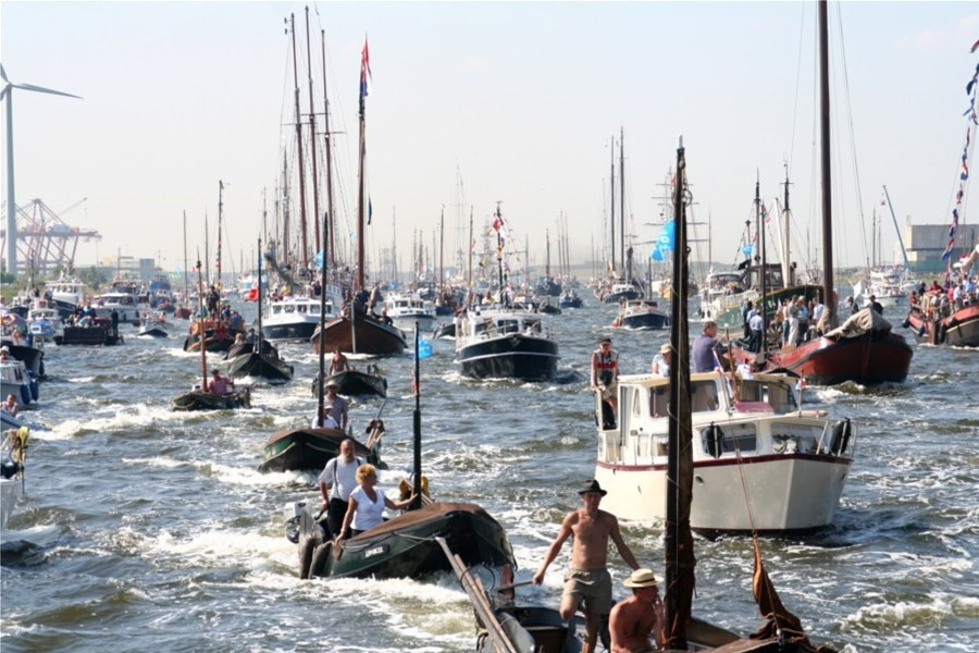 Detailafbeelding van SAIL-Out arrangement 2020