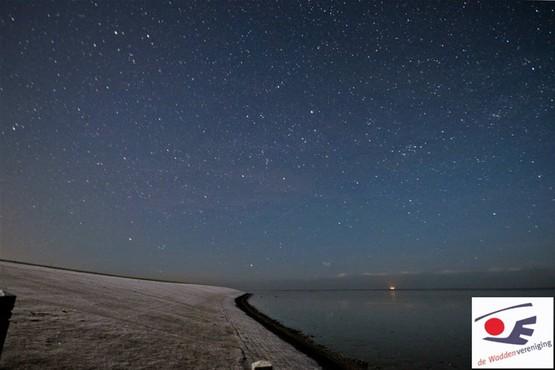 Ervaar de duisternis op werelderfgoed de Waddenzee
