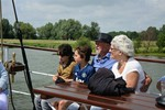 Kleine afbeelding 2 van Zeilcruise naar Volendam: Voor liefhebbers van zeilen, paling en pittoreske dorpjes