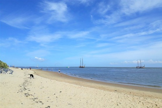 Walking tour over the island Vlieland