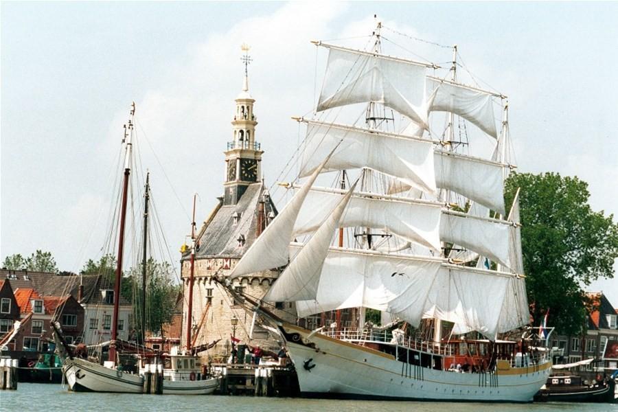 Detailafbeelding van Dagtocht IJsselmeer en Markermeer