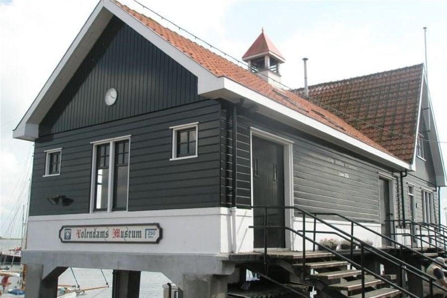 Detailafbeelding van Typisch Volendam