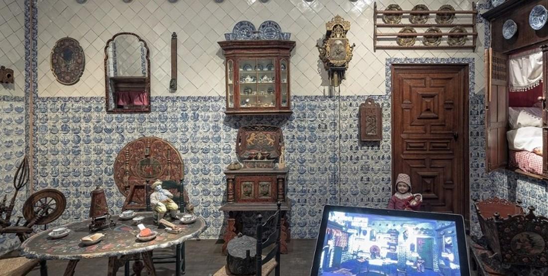 Museum Hidde Nijland Stichting Hindeloopen