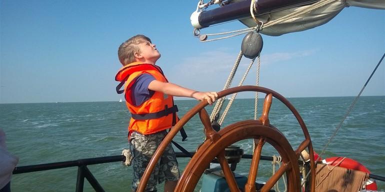 Weekendje weg op het water; ook met kleine kinderen