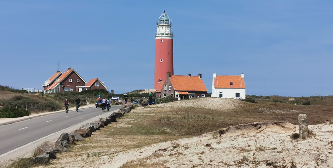 Routesuggestie I Lekker uitwaaien op Texel, Vlieland en Terschelling
