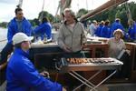 Kleine afbeelding 1 van Barbecueën midden op het IJsselmeer