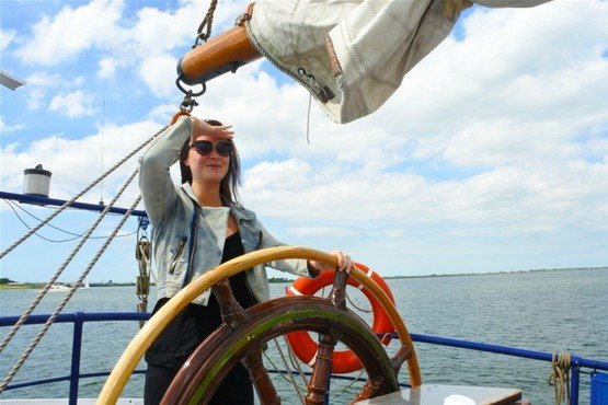 Gratis Segelfahrt für Blogger und Vlogger