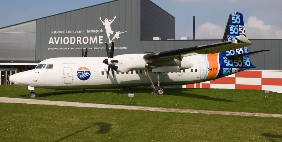Nationales Flugzeugmuseum Aviodrome