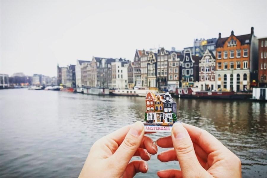 Detailafbeelding van Midweek Amsterdam