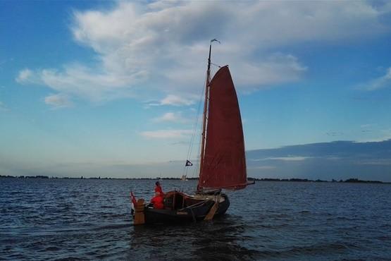 Schiffsurlaub in Holland