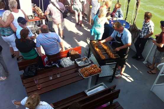 All-inclusive Barbecue cruise (4 uur)