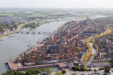 Stadswandeling in Kampen