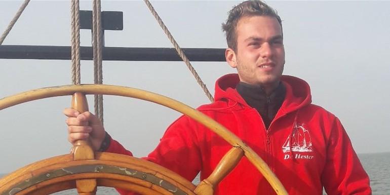Blog - Kurz vorgestellt: Luca Spano, Skipper der Hester
