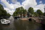 Thumbnail 2 of City walking tour in Amsterdam