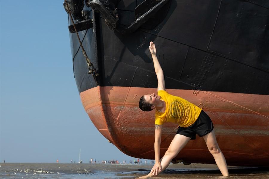 Detailbild von Kurzwoche Yoga und Segeln
