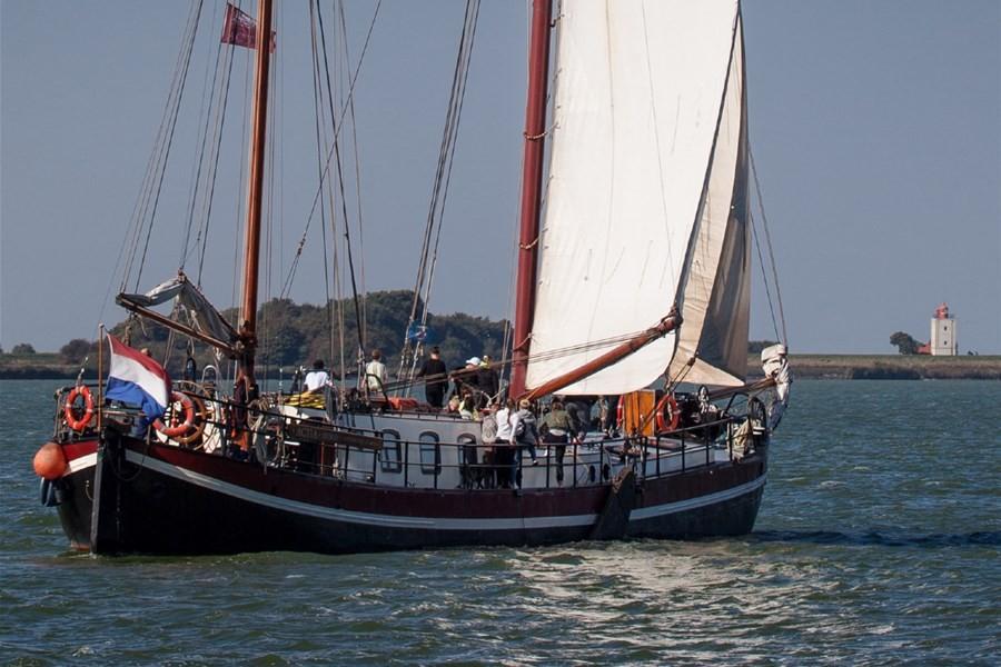 Detailbild von Wochenende auf dem IJsselmeer
