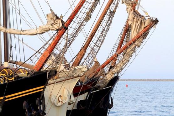 GPS spel - De mysterieuze schepenroof