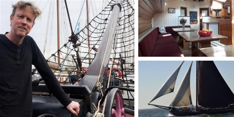 Blog Skipper Sander von der Medusa