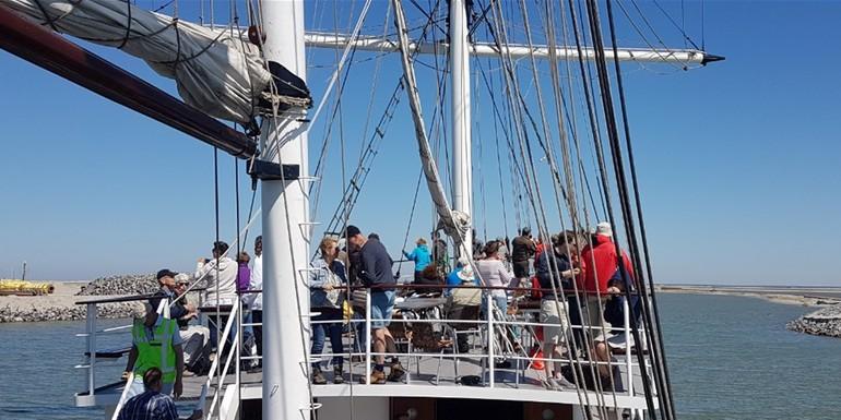 Blog - Nieuw arrangement: Expeditie Marker Wadden