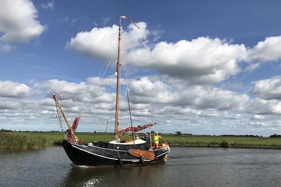 Teamausflug auf einem Schiff