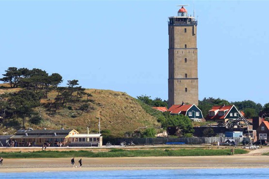 Lighthouse Brandaris Terschelling