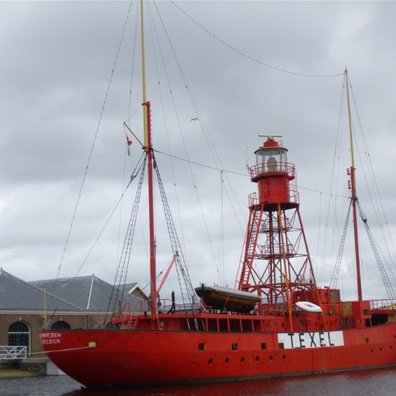 Lightship 'Texel'