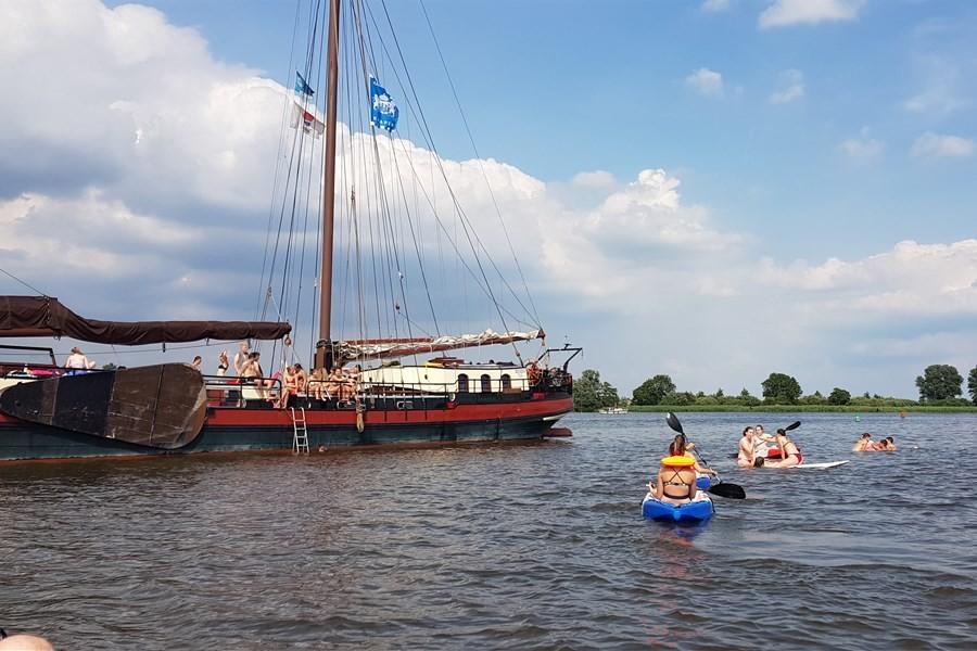 Detailafbeelding van Jeugdweek Friese meren
