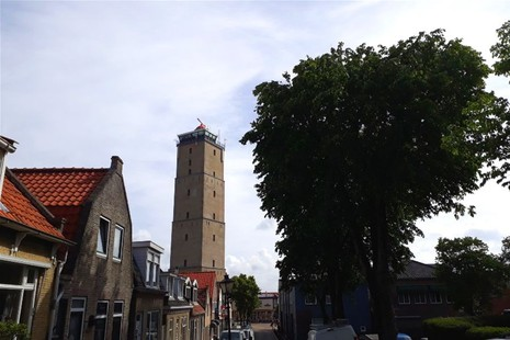 Walking tour over the island Terschelling
